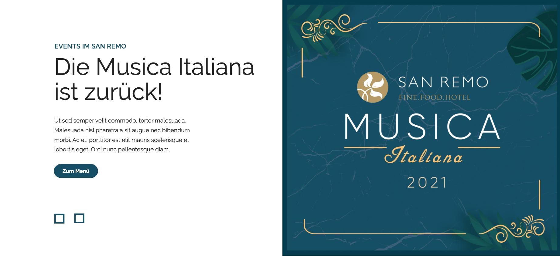 Bild Musica Italiana