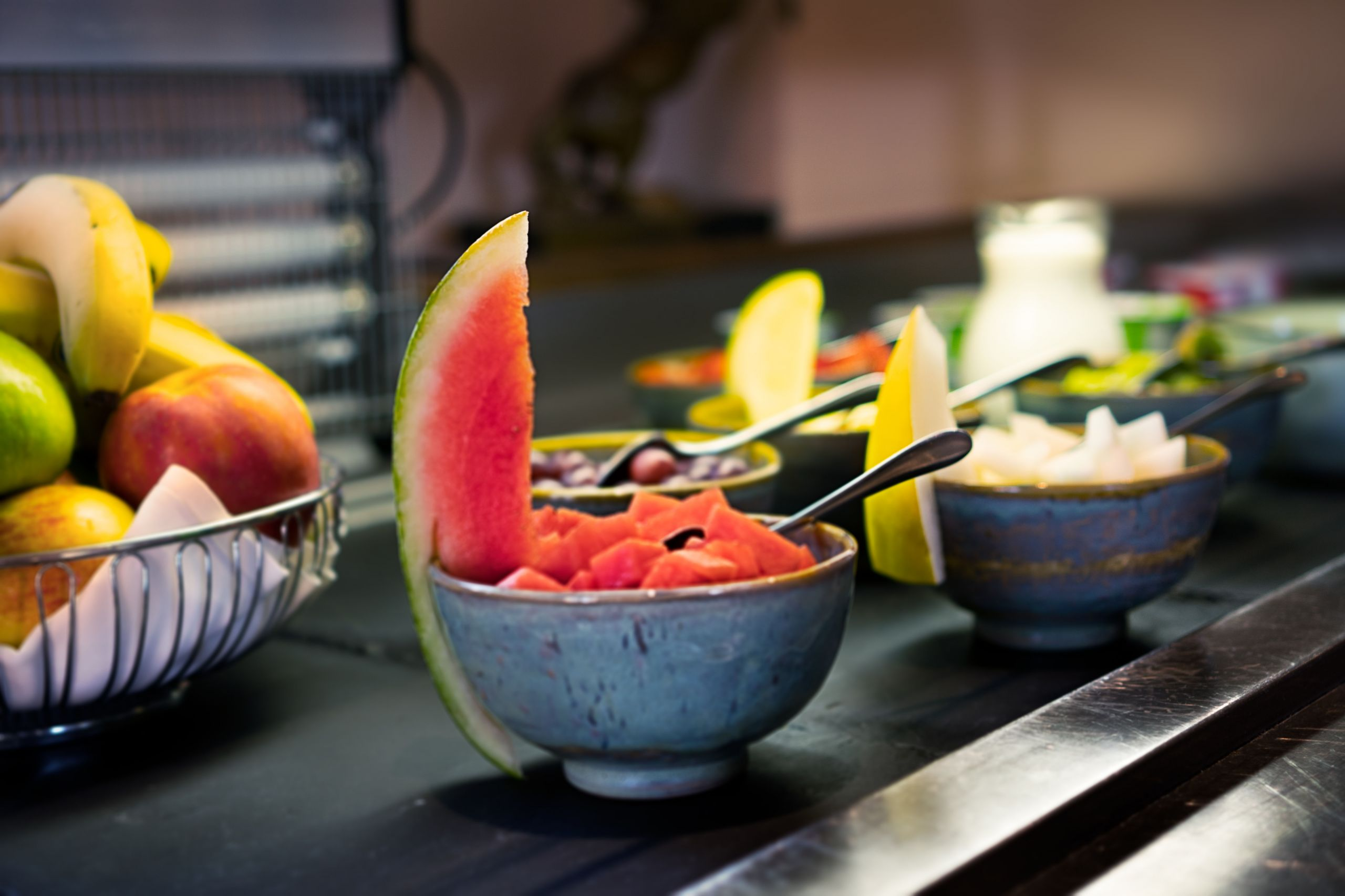 Melonenschale